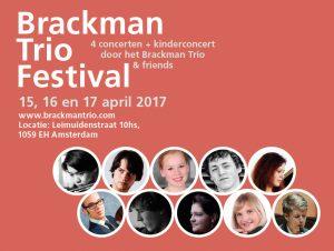 Brackman trio festival 2017