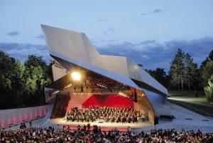 ECMA: Grafenegg, Grafenegg KulturbetriebsgmbH @ Grafenegg Oostenrijk