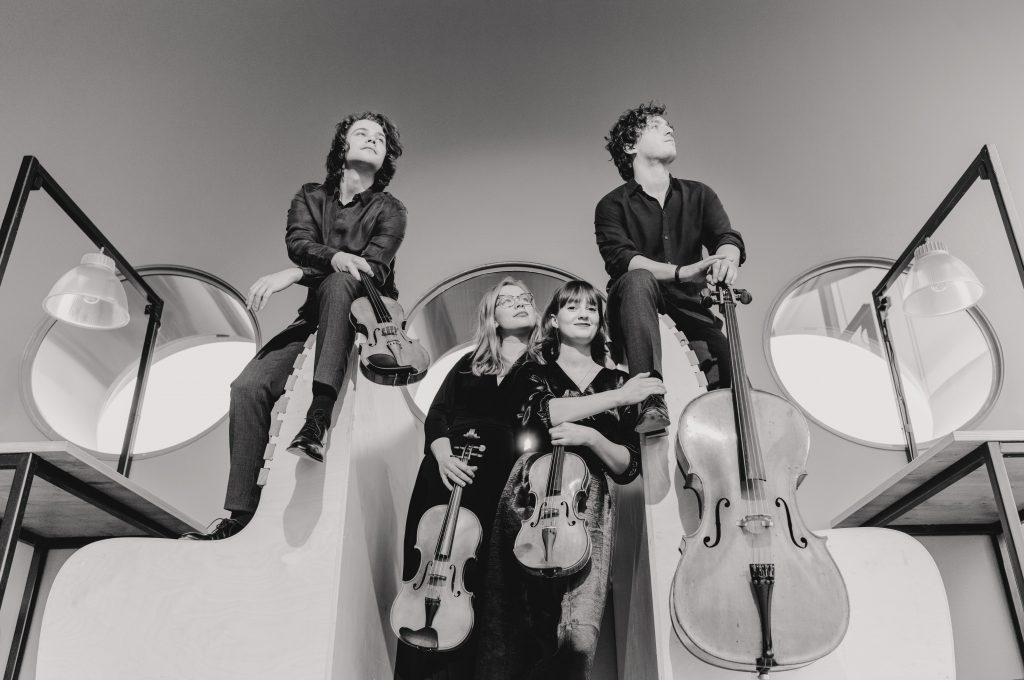 Animato Quartet Photo: Marco Borggreve
